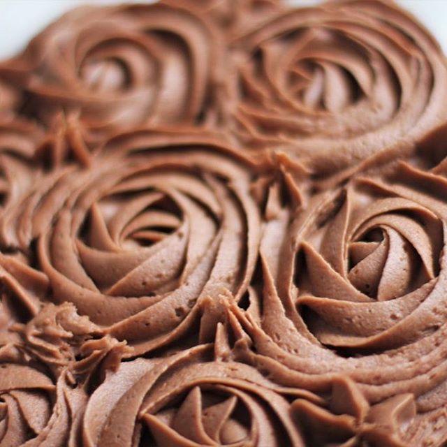 Ny very best chocolate cake now om my blog! hellip