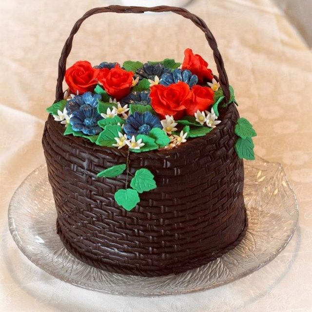 Denne sjokoladekaken lagde jeg for et par r siden tilhellip