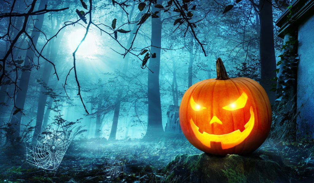 Oppskrifter godteri halloween
