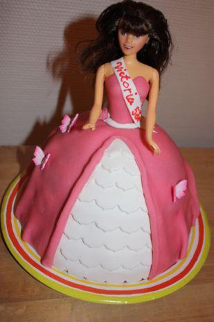 BArbiekake prinsessekake