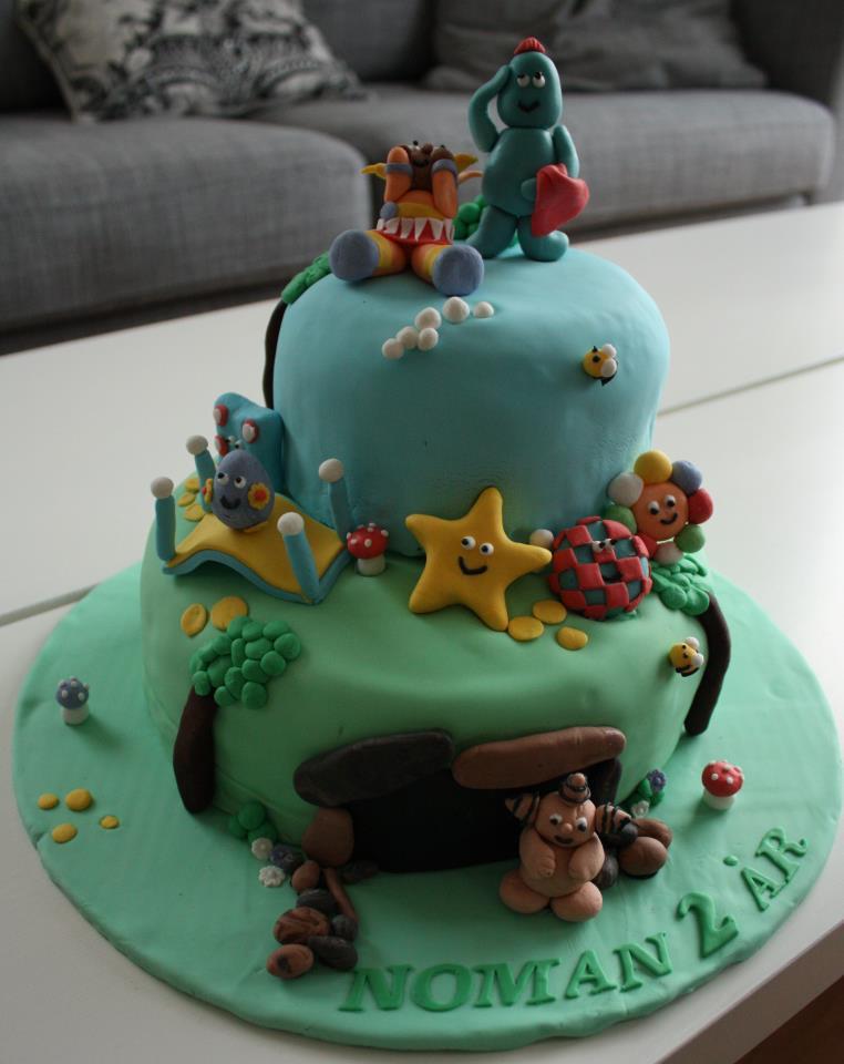 Drømmehagen kake