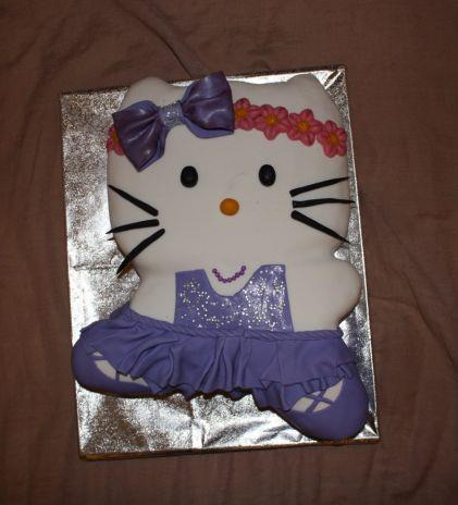 Hello Kitty Kake