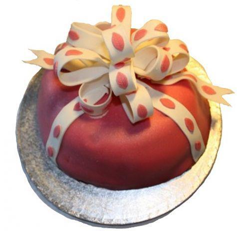 Kake bånd pakke gave