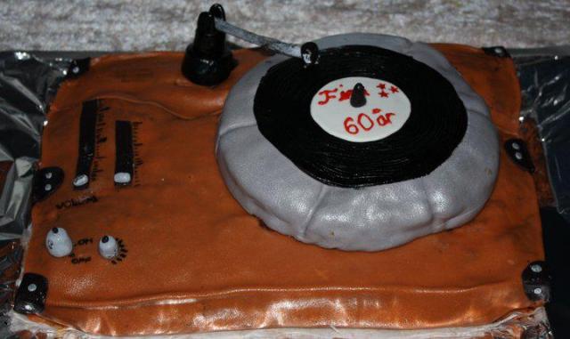 Kake platespiller
