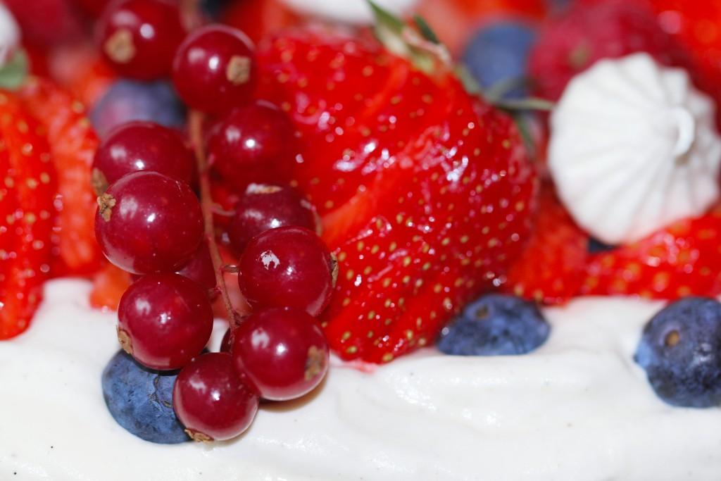 17. mai festkake bær