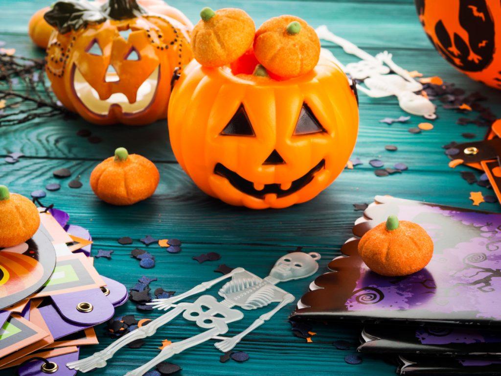 Oppskrifter Halloween