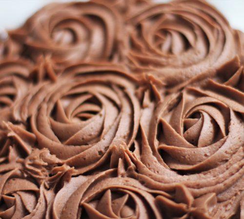 oppskrift sjokoladekake barn