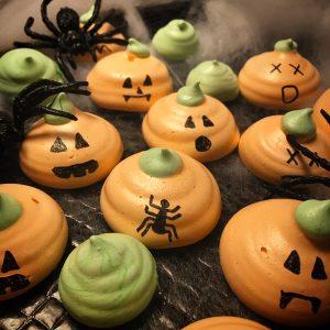 Halloweenmarengs